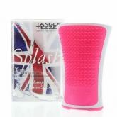 Tangle Teezer Aqua Splash Pink Hairbrush