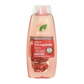Dr Organic Pomegranate Gel De Baño Y Ducha 250ml
