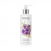 Yardley April Violets Silky Smooth Body Lotion 250ml