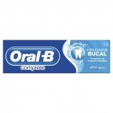 Oral-B Complete Dentifrice Rince-Bouche + Blancheur 75ml