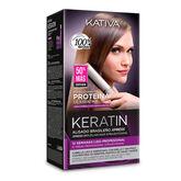 Kativa Keratin Alisado Brasileño Xpress Set 3 Piezas 2020