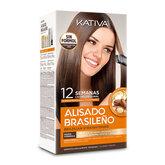 Kativa Alisado Brasileño Natural Set 6 Piezas 2020