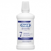 Oral-B 3D White Luxe Perfección Enjuague Bucal 500ml