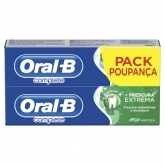 Oral-B Frescor Total Pasta Dentífrica 2x75 ml