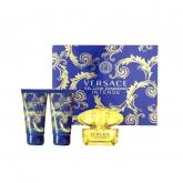 Versace Yellow Diamond Intense 15ml Coffret 3 Produits 2017