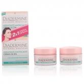 Diadermine Crème De Jour Hydratant Matifiant 50ml Coffret 2 Produits