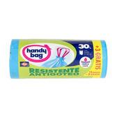 Albal Handy Bag Bolsa De Basura Resistente Antigoteo 30l 18 Unidades