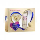 Agatha Ruiz De La Prada Love Glam Love Eau De Toilette Vaporisateur 50ml Coffret 2 Produits