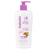 Babaria Intimate Hygiene Soap Almond Oil  300ml
