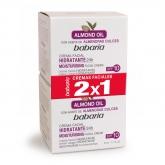 Babaria Almond Crème Hydratante Visage Coffret 3 Produits