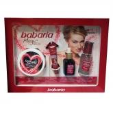 Babaria Magic Skin Sérum De Visage Anti Rides 50ml Coffret 4 Prosuits