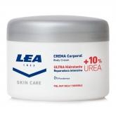 Lea Skin Care Crème Ultra Hydratante Pour Le Corps Urea Peau Très Sèche 200ml