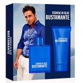 David Bustamante Esencia In Blue Eau De Toilette Vaporisateur 100ml Coffret 2 Produits 2017