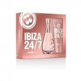 Pacha Ibiza 24/7 Her Eau De Toilette Vaporisateur 100ml Coffret 2 Produits 2018