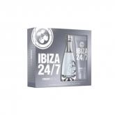 Pacha Ibiza 24/7 Men Eau De Toilette Vaporisateur 100ml Coffret 2 Produits 2018