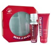 Beverly Hills Polo Club Coffret Sport Eau De Toilette Spray 50ml Et Gel Douche 75ml 2 Produits