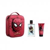 Cartoon Spiderman Eau De Toilette Vaporisateur 100ml Coffret 3 Produits 2018