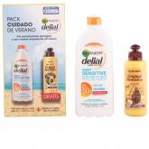 Delial Sensitive Advanced Lait Solaire Spf50 300ml Coffret 2 Produits