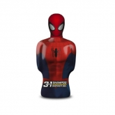 Spiderman 3 en 1 Shampooing Après-Shampooing Et Gel Douche