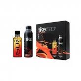 Nike On Fire Eau De Toilette Vaporisateur 150ml Coffret 2 Produits