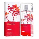 Armand Basi Happy In Red Eau De Toilette Vaporisateur 100ml