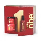 Revlon Uniq One Hair Treatment 150ml Coffret 2 Produits 2018