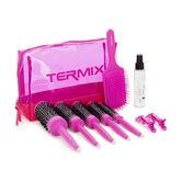 Termix Pack Brushing 3 Pasos Rosa Set 10 Piezas 2020