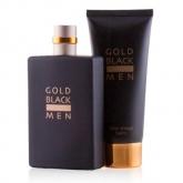 Gold Black Eau De Toilette Vaporisateur 100ml Coffret 2 Produits