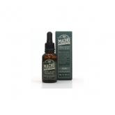 Macho Beard Company Natural Beard Oil Green Velvet 30ml