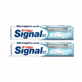 Signal Whitening Bicarbonate Dentifrice 2x100ml