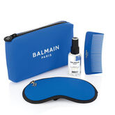Balmain Limited Edition Cosmetic Bag Blue SS21
