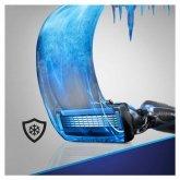 Gillette Fusion ProShield Chill Maquinilla De Afeitar Flexball Manual Blister 1 Unidad