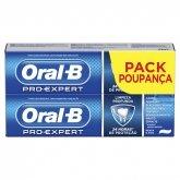 Oral-B Pro-Expert Limpieza Profunda Pasta Dentífrica 2x75ml