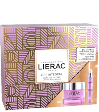 Lierac Lift Integral Crema Remodelante 50ml + Lift Integral Sérum Lifting Ojos Y Párpados 15ml