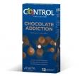 Control Chocolate Addiction Preservativos 12 Unidades