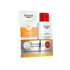 Eucerin Sun Extra Light Spf50+ 150 ml Set 2 Piezas 2018