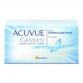 Acuvue Oasys Hydraclear Lentes Contacto Reemplazo 2 Semanas -2.25 BC/8.4 12 Unidades