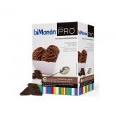 Bimanán Pro Helado De Chocolate Con Chips 240g