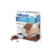 Bimanán Sustitutive Snack Chocolate Con Leche Y Yogur 120g
