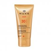 Nuxe Sun Crema Facial Deliciosa Protección Spf30 50ml