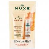 Nuxe Rêve De Miel Crème Mains Et Ongles 30ml Set 2 Produits 2018