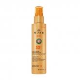 Nuxe Sun Leche Fundente Cara Y Cuerpo Spray Spf50 150ml