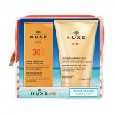 Nuxe Sun Crema Facial Deliciosa Spf30 50ml Set 3 Piezas 2018