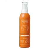 Avene Protección Solar En Spray Spf20  200ml
