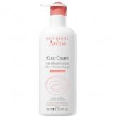 Avene Cold Cream Gel Limpiador 400ml