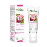 Melvita Pulpe De Rose Tratamiento Redensificante Resplandor 40ml