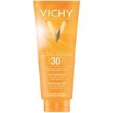 Vichy Idéal Soleil Lait Hydratant Visage Et Corps Spf30 300ml