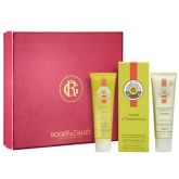 Roger & Gallet Fleur D'Osmanthus Agua Fresca Perfumada Spray 100ml Set 3 Piezas 2016