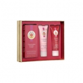 Roger & Gallet Gimgembre Rouge Intense Wellbeing Eau De Parfum Spray 50ml Set 3 Piezas 2016