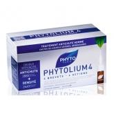 Phytulium 4 Tratamiento Anti-Caída Hombre 12x3.5ml